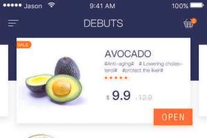 Portfolio for UI and Mobile App Designs