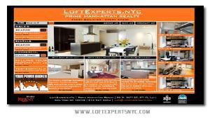 Portfolio for Custom Real Estate/Classified  Ad Site