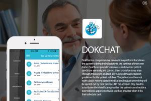 Portfolio for HIPAA Compliant Mobile App Development