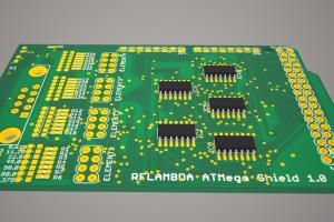 Portfolio for Circuit Board Design and Prototyping