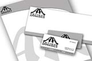 Portfolio for Corporate Identity + 1000 Business Cards