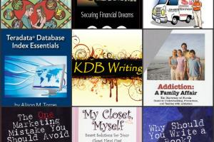 Portfolio for eBooks and eBook Writing