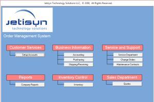 Portfolio for MSAccess