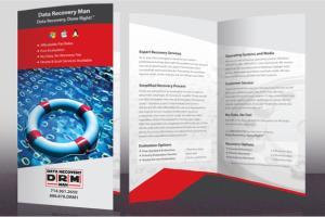 Portfolio for Brochure Design Services