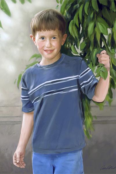 Portfolio for Portrait Painting