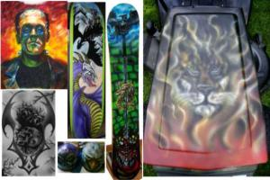 Portfolio for Other - Painting