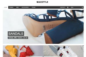 Ultimo Web Application for shoes, Cento, Italy