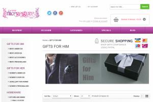 NetSuite Ecommerce Website, North Yorkshire, England