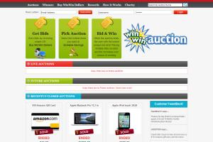 Auction Site with PHP Framework, South Florida, USA