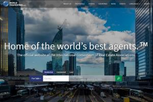 B2C WordPress Site for Real Estate Members, Switzerland