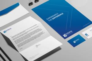 Portfolio for Logo & Corporate Identity Packages