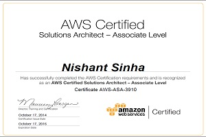 Portfolio for Amazon Web Services (AWS)