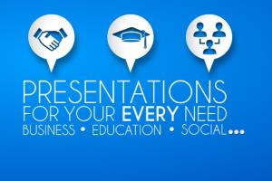 Portfolio for Corporate Power Point Presentations