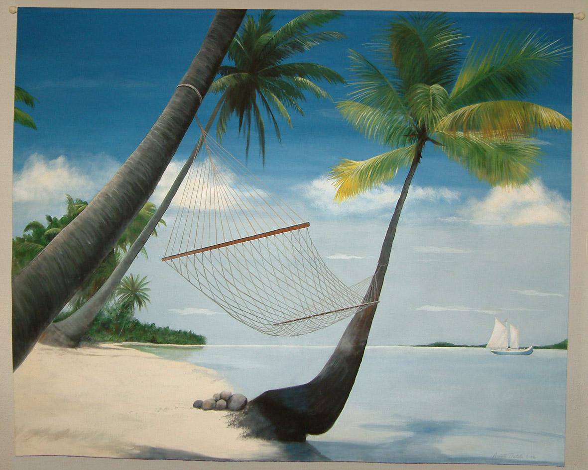 Portfolio for Mural Painting