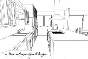 Portfolio for Basic Kitchen Design Service