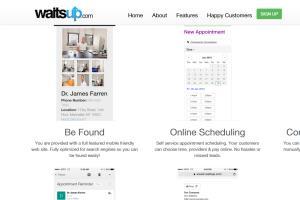 Portfolio for Online Appointment Scheduling