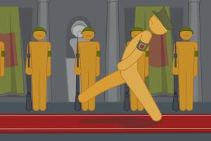 Portfolio for flash cartoons animation