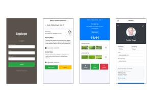 Mowing SaaS System - Crew Mobile App