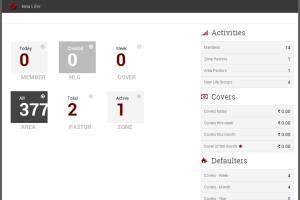 Portfolio for Web Application