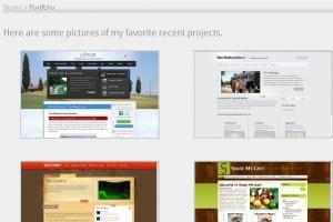 Portfolio for eLearning Content Development