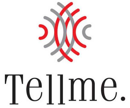 Portfolio for TellMe Logo - Telco Industry