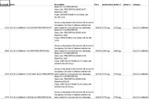 Portfolio for PDF to Excel