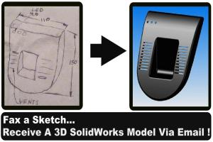 Portfolio for 3D CAD Model From Your Sketch