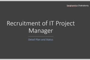 Portfolio for Recruitment Consultant
