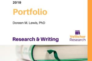 Portfolio for Research and Writing Projects