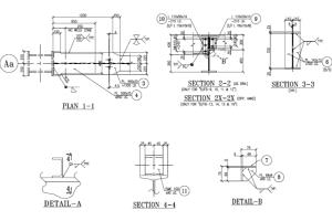 Portfolio for Structural Detailing
