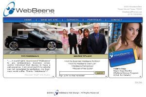 Portfolio for Premium websites starting at $550