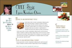 Portfolio for Website Design/Redesign Mock-up