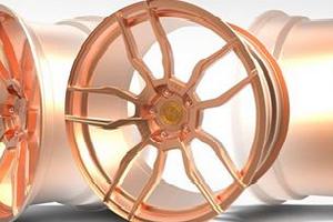 20' x 11' Forged Monoblock Car Wheels