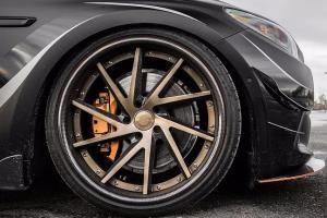Carbon Fiber Wheel Design