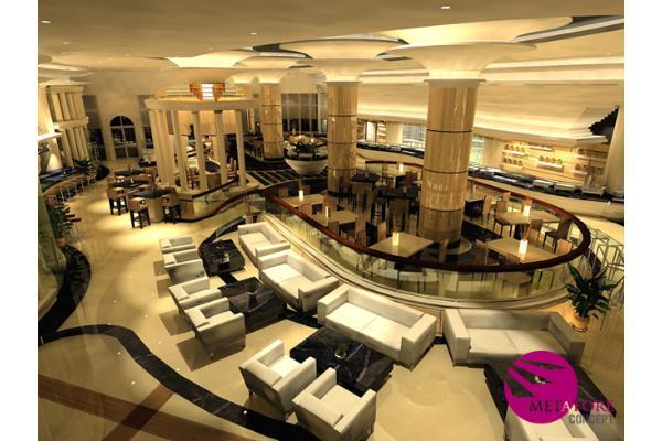 Marriott Hotel Metafore Concept Provide Design Consultation For Re Branding Works