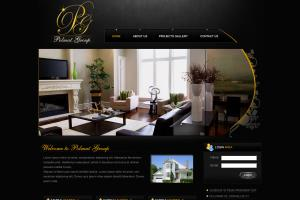 Portfolio for Real Estate Website Design & Development