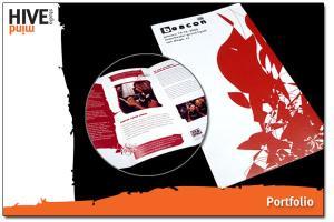 Portfolio for Tri-fold Brochure