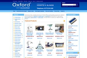 Portfolio for Ecommerce website using opencart