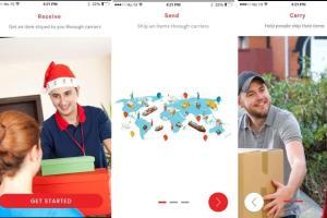 Portfolio for On demand Delivery App