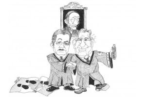 Portfolio for Political Cartoon