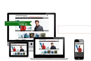 Portfolio for eCommerce Web Store Designers