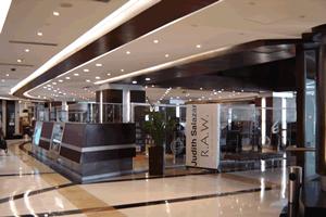 Portfolio for Interior Design-Commercial