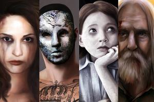 Portfolio for Character design / Concept art