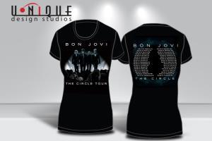 Portfolio for T-Shirt and Clothing Design