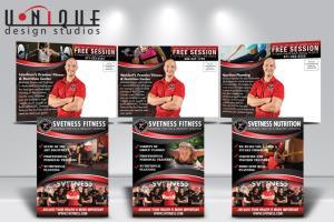 Portfolio for Direct Mailing Design
