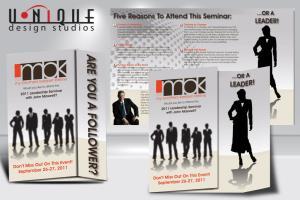 Portfolio for Tri-Fold Brochures