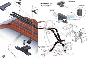 Portfolio for Technical Illustration