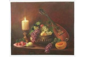Portfolio for Still Life Painting
