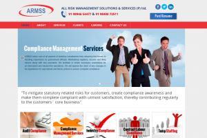 Wordpress - Risk Management Solutions
