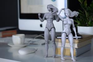 Portfolio for 3D Models - Props, Characters, 3D Print